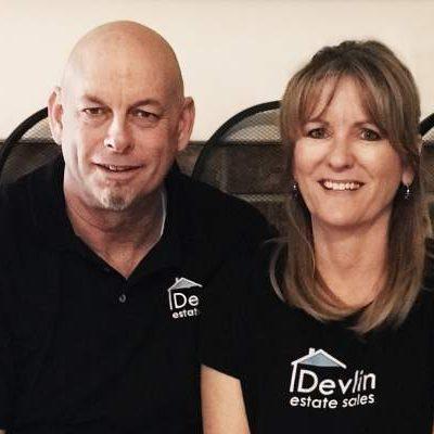Bill and Stacy Devlin | Devlin Estate Sales | North Houston